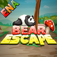 Bear Escape Walkthrough